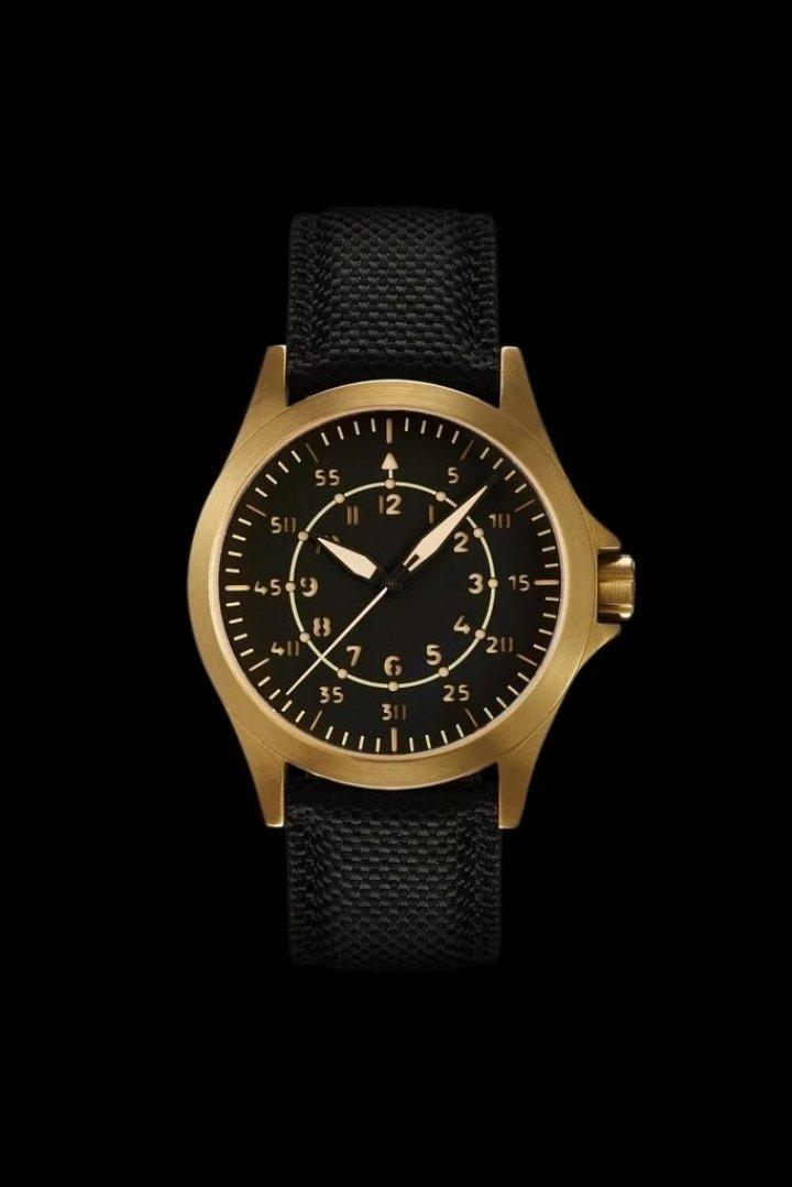 Ventus Caspian TypeB黃銅飛行錶