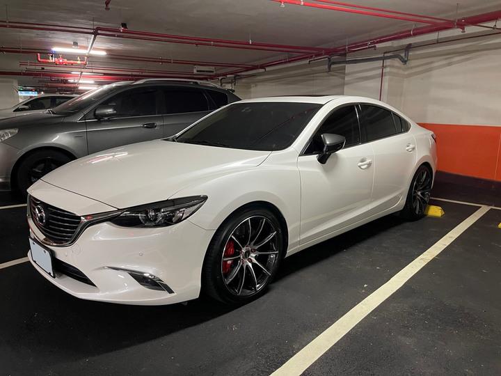 2016年 Mazda 6 2.2D SKYACTIV