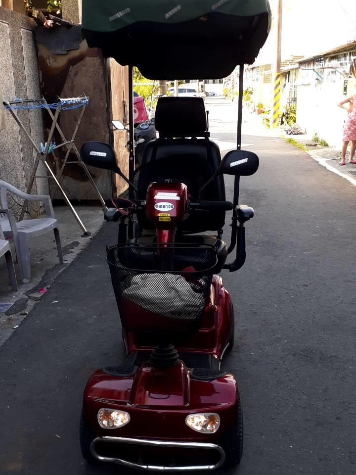 【九成新-誠可議價】長輩代步電動車