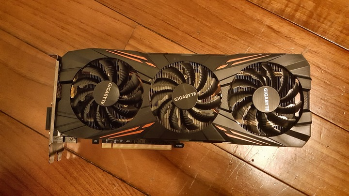 技嘉二手GTX1070 G1 Gaming 8GD DDR5