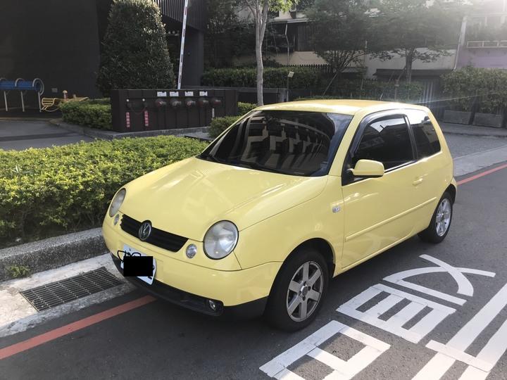 2003 VW Lupo