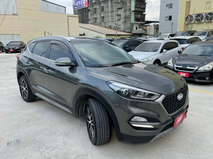 2018 Hyundai Tucson 認證車!全省保固一年起!