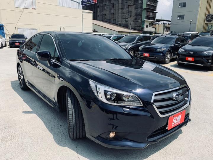 2015 Subaru Legacy 全省保固一年兩萬公里起