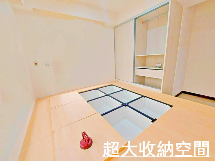 DIY收納木地板-適用於10年內房子喲!