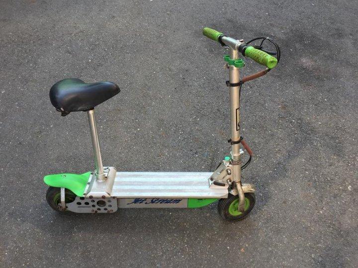 鋁合金 可摺疊 電動滑板車 電動代步車 電動車