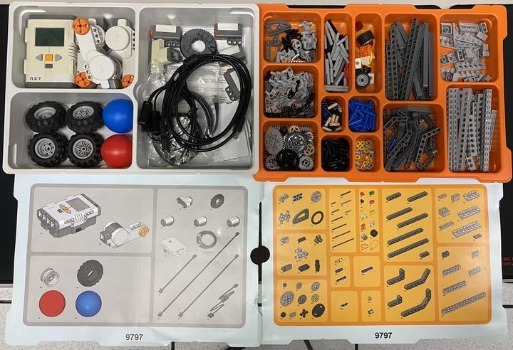 LEGO Mindstorms Education 9797 樂高 NXT 教育 機器人
