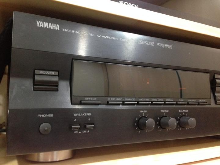 YAMAHA DSP-A492