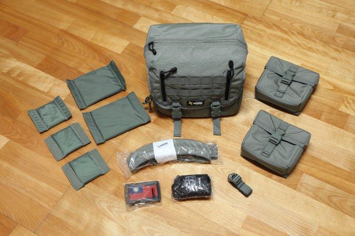 UNICODE H1N1F1 Camera Bag 攝影包 基本款(99.9%新)