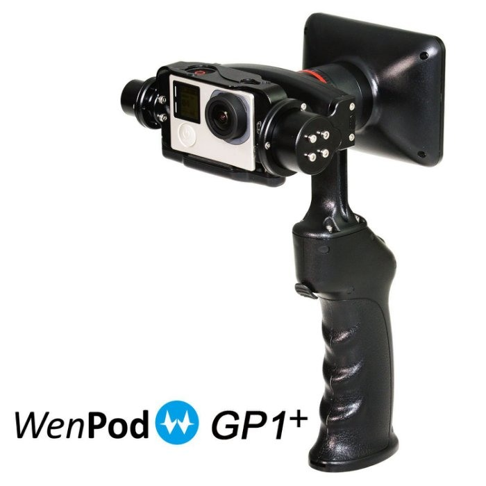 Wenpod 穩拍 GP1+ GoPro手持電子穩定器(含螢幕)
