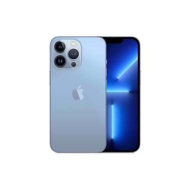 只有一支iPhone13 Pro Max 256G 天峰藍 9/24現貨STUDIO A微風門市取貨