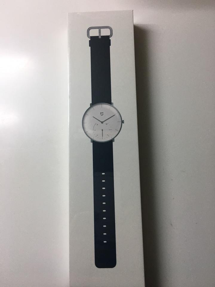 全新未拆小米石英手表