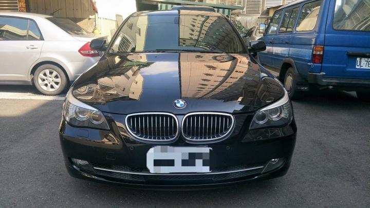 2007年 BMW E60 523I 3.0 小改款 線傳排檔,少跑無待修,汎德總代理