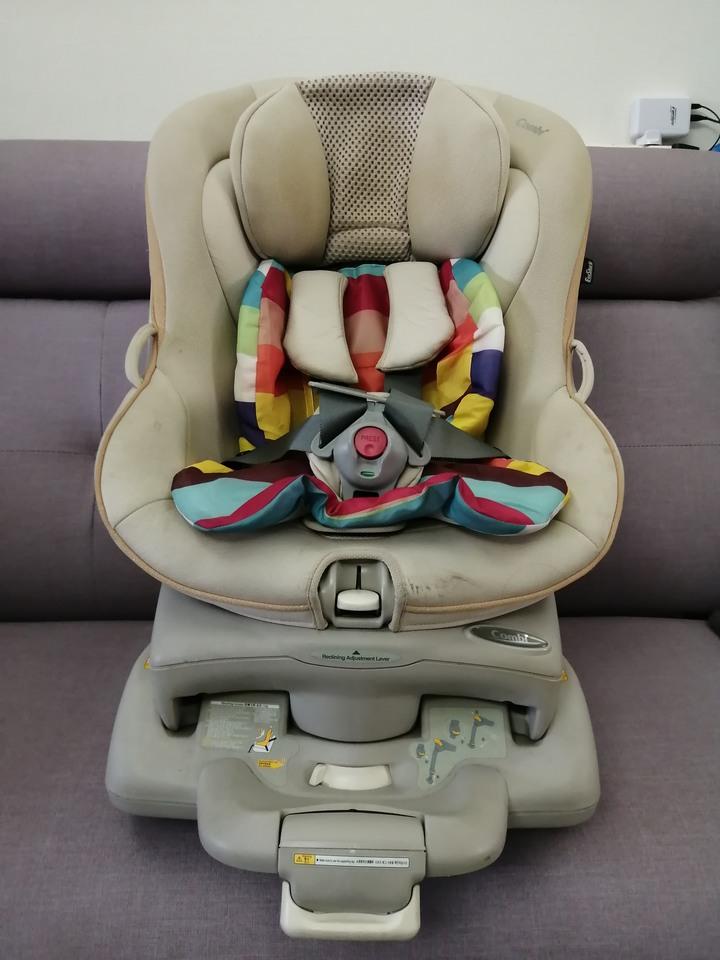 Combi Egg 日本康貝兒童座椅 汽座