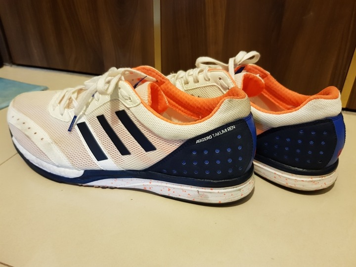Adidas Takumi Ren 慢跑鞋 US11