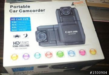 CARCAM P5000(升級版) 行車紀錄器