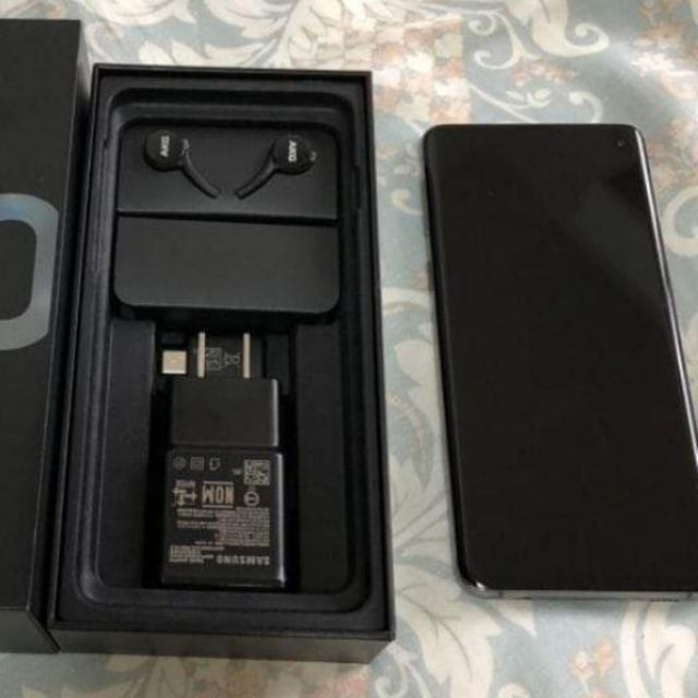 [售] 二手 三星 Samsung S10  黑色 原廠保固中