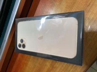 Iphone11 pro max 512g gold 金色 全新封膜未拆 台灣公司貨