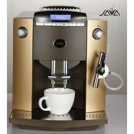 JAVA 全自動咖啡機 WSD18-010A 香檳色