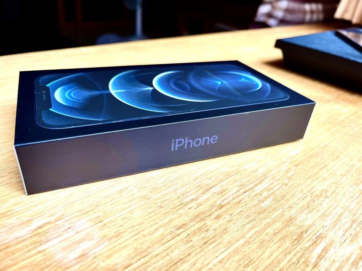 Apple iPhone 12 Pro Max 256 海軍藍 狀況極優