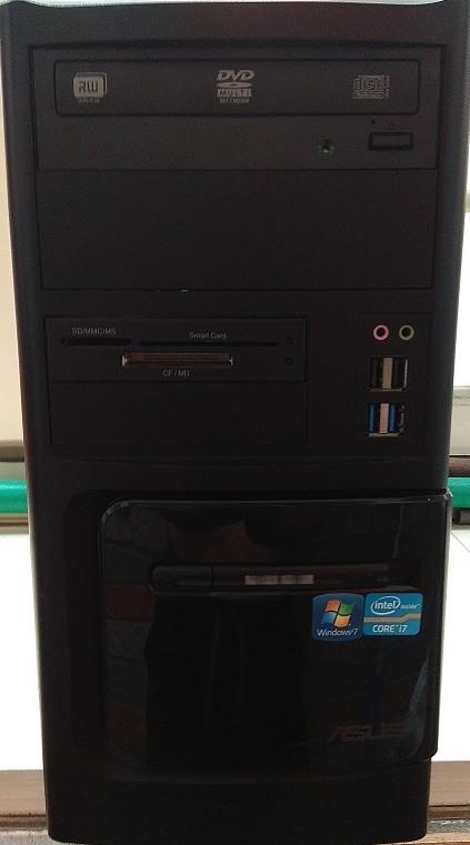 華碩  ( USB3 / SATA III ) 主機 【 i5-3470 】