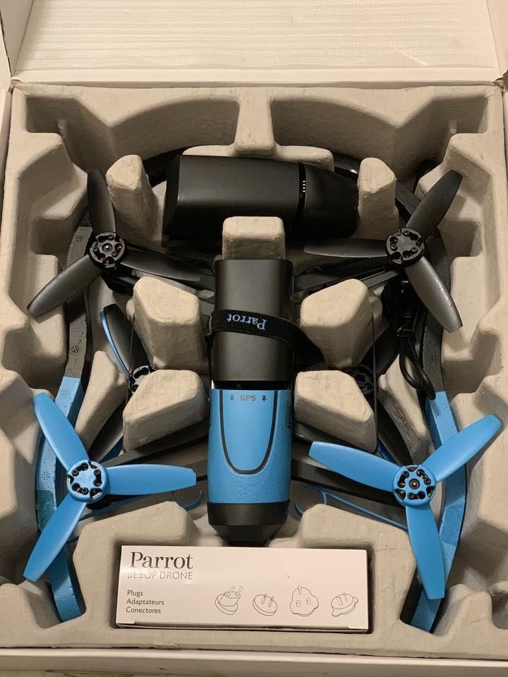 Parrot Bebop Drone 空拍機