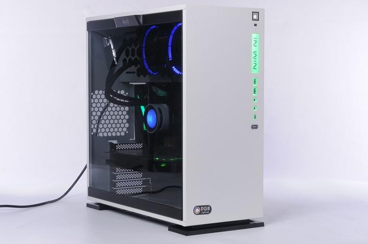 (黑蘋果最佳配備)全新系統 全新機殼 I7-4770K 電競主機 SSD硬碟 可裝WIN7