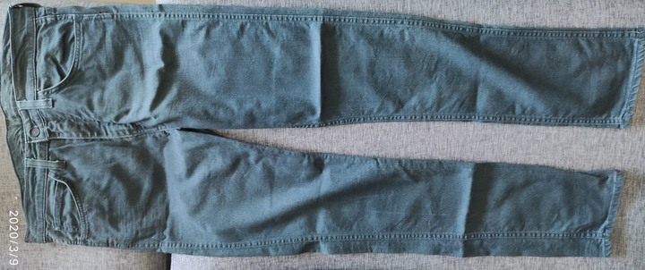 LEVIS 510 W34 L34 牛仔褲