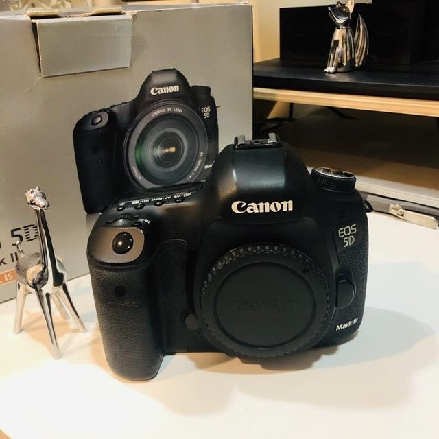 Canon 5D3 低快門數 有盒有單