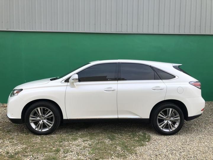 自售LEXUS 2015年 白珍珠 RX270 特仕限量版