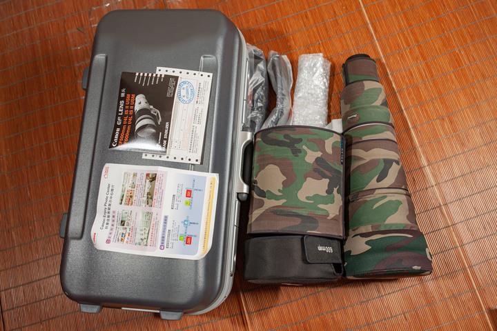 【售】Canon EF 600mm f4 L II IS USM(盒單齊全台灣公司貨)