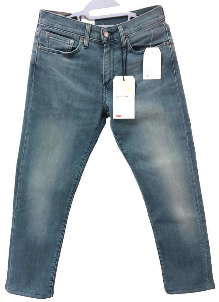 Levis 502 Taper牛仔褲 / 淺藍水洗 / FLEX雙向超彈力布料 / 29507-0549 W28 L30