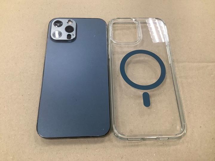 iPhone 12 Pro Max 太平洋藍 512G 可議