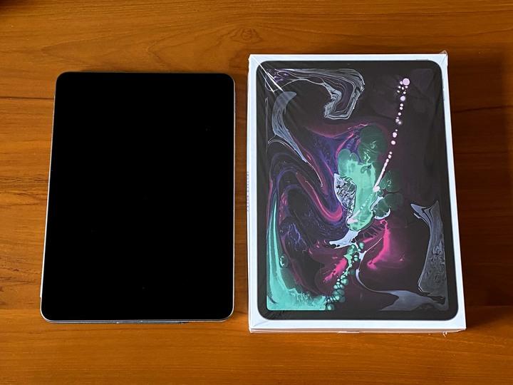 iPad Pro 11 Wi-Fi 64G 太空灰 少用 近全新