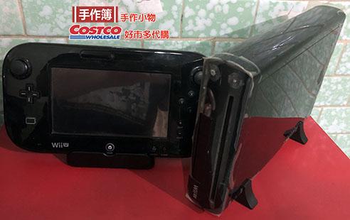 任天堂 Nintendo Wii U 32G 二手 再送二片遊戲片