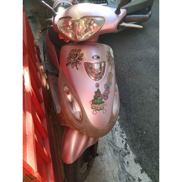 光陽Kymko 得意Easy 100cc 摩托車 機車
