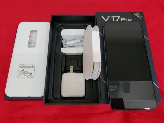 聯翔通訊 vivo V17 Pro 128G 原廠盒裝 台灣大哥大保固2021/3/14 ※換機優先