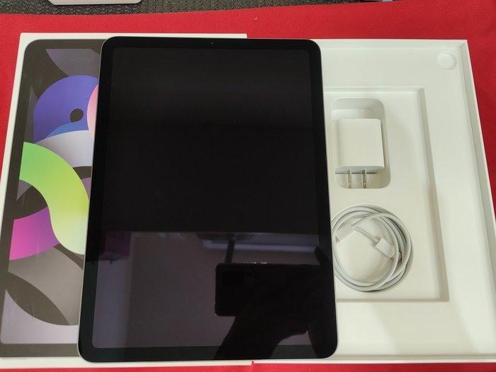 聯翔通訊 台灣保固2022/7/29 灰色 Apple iPad Air4 Wi-Fi 64G 原廠盒裝 ※換機優先