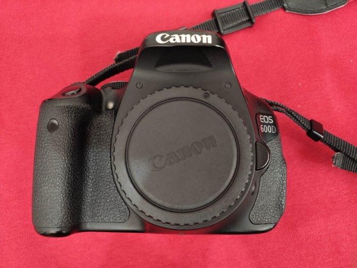 ※聯翔通訊 台灣已過保固 Canon 600D 18-55mm 55-250mm Macro 58mm ※換機優先