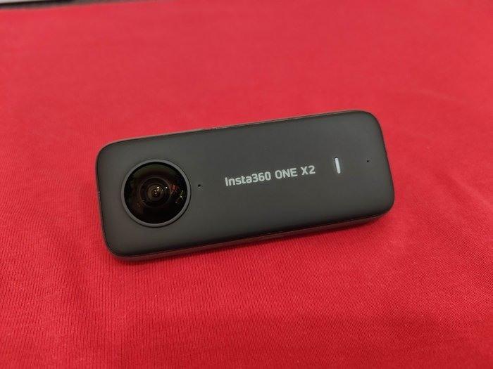聯翔通訊 外觀如新 台灣原廠保固2021/11/9 Insta360 ONE X 2 全景相機 原廠盒裝※換機優先