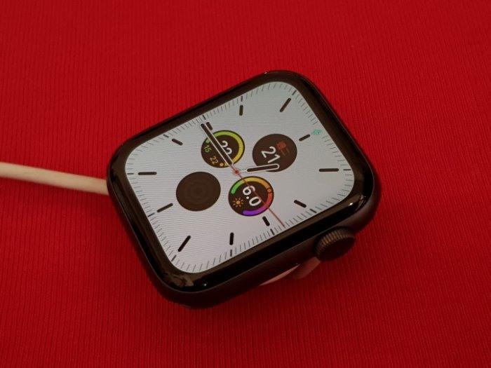 聯翔通訊 台灣原廠保固2021/3/25 Apple Watch Series 4 44mm GPS版 ※換機優先