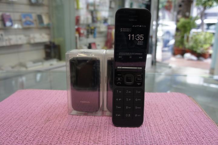 全新 Nokia 2720 Flip 聯強公司貨 LTE 4G摺疊手機