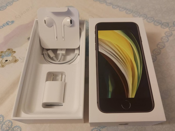 不囉嗦,直購就是底價! iPHONE SE 2020 64G 黑色