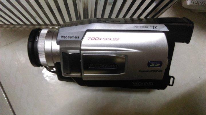 Panasonic國際牌PV-DV102 DV攝錄放影機(可換中古手機)