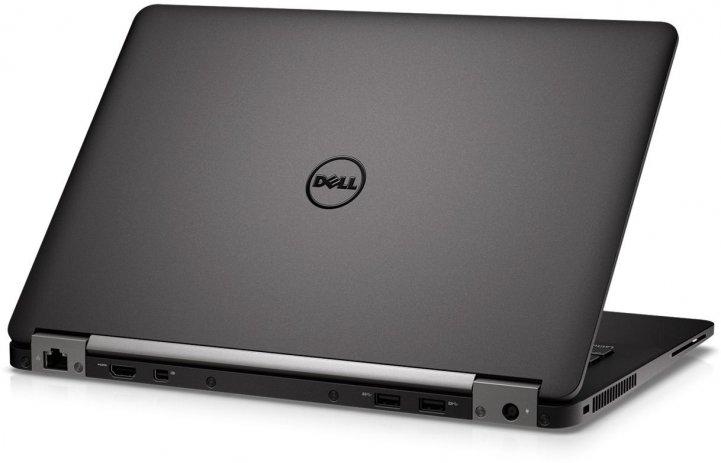 Dell Latitude E7270、12.5吋FHD、i7-6600、16GB RAM、512GB SSD、視訊、指紋、ATM智慧卡、背光鍵盤 + LTE 行動寬頻