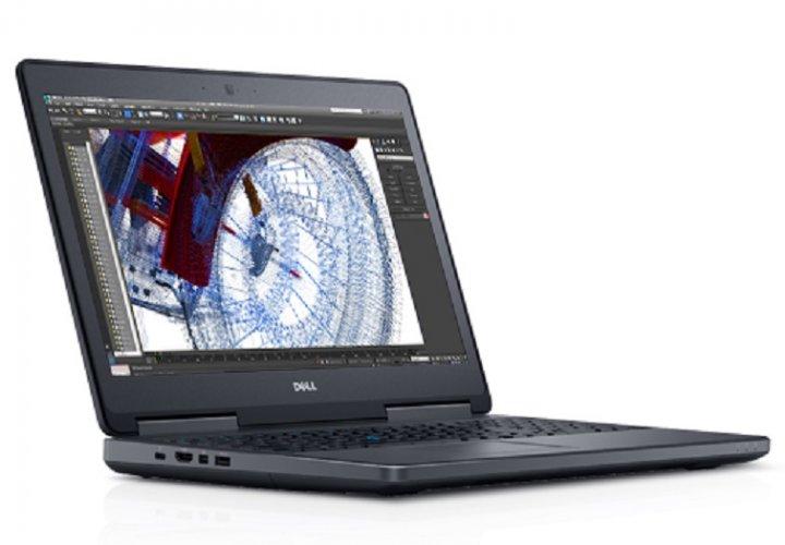 Dell Precision 7520工作站,觸控,E3-1535、4G圖卡、16GB RAM、512GB SSD + 1TB SSD、視訊、ATM 智慧卡、背光鍵盤 + LTE 行動寬頻模組