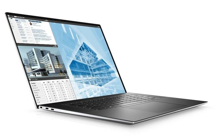 Dell Precision 5750工作站,FHD、i7-10750、T2000繪圖卡、32GB RAM、1TB SSD + 2TB SSD、背光鍵盤、指紋識別