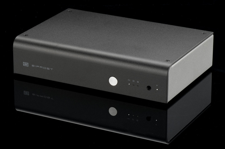 Schiit Bifrost 2 Multibit DAC (Gen 5 USB) + Asgard 3耳擴 - 黑色
