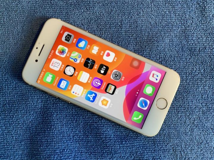 Apple iPhone 7 、256GB 、A1260 、4.7寸、CDMA+GSM 雙頻 ;一手用家 - 香檳金
