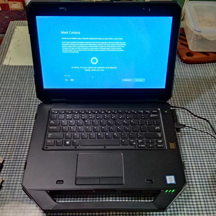 Dell 5414 Rugged、觸控FHD、i5、16G、512GB SSD、視訊、GPS、指紋、ATM感應、DVD、背光鍵盤、LTE