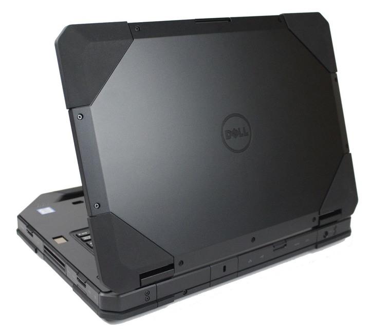 Dell 5414 Rugged、觸控FHD、i5、16GB RAM、1TB SSD、視訊、背光鍵盤、GPS、手寫筆、加大電池、擴展底座、LTE無線行動寬頻